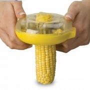 Corn Kerneler debulhador e descascador de espiga de milhos CBR1003 - Amarelo