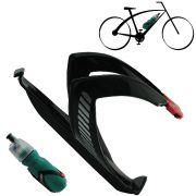 Suporte Bicicleta Squeeze Garrafa Caramanhola Bike Preto CBRN01743