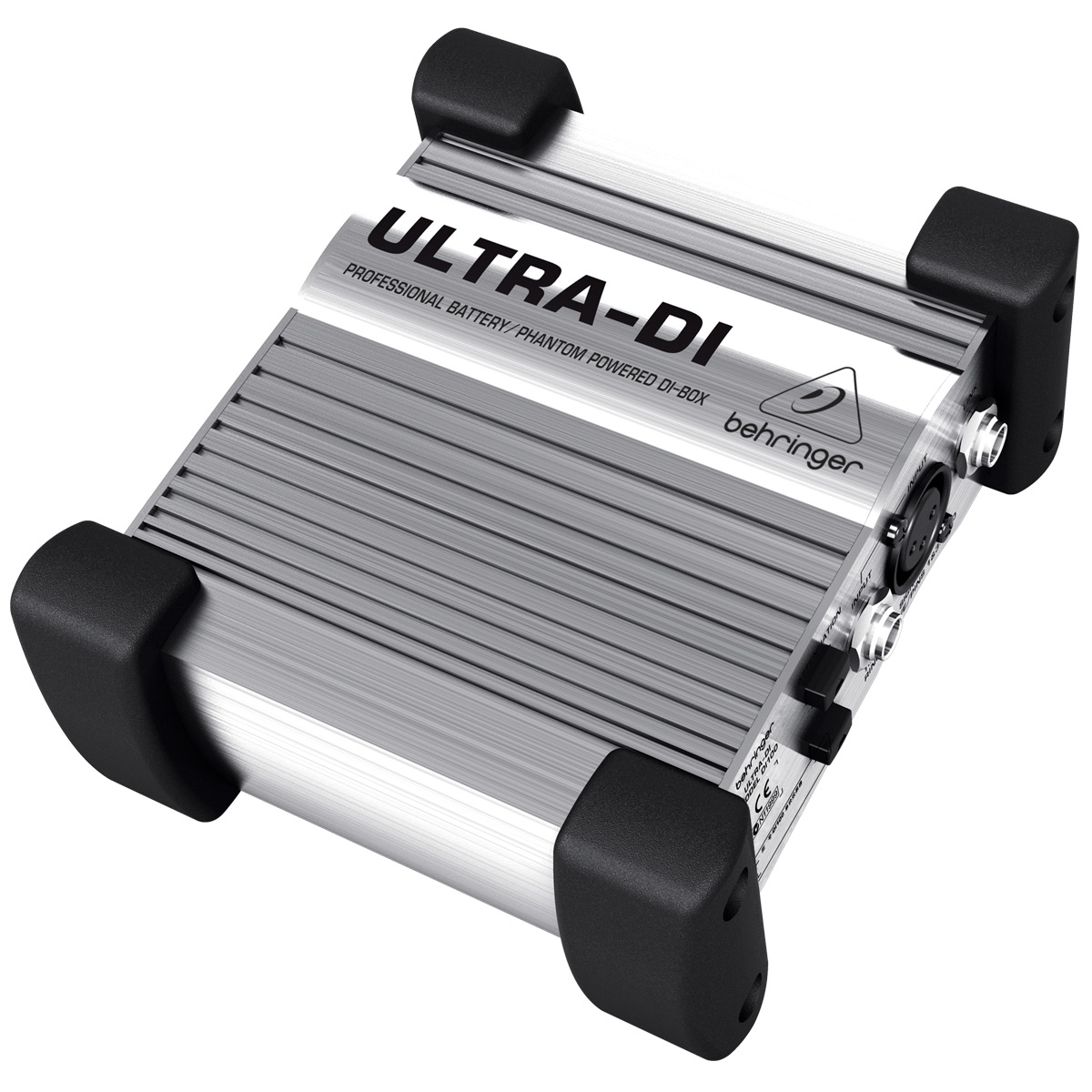 DI100 - Direct Box Ativo Ultra DI DI 100 - Behringer