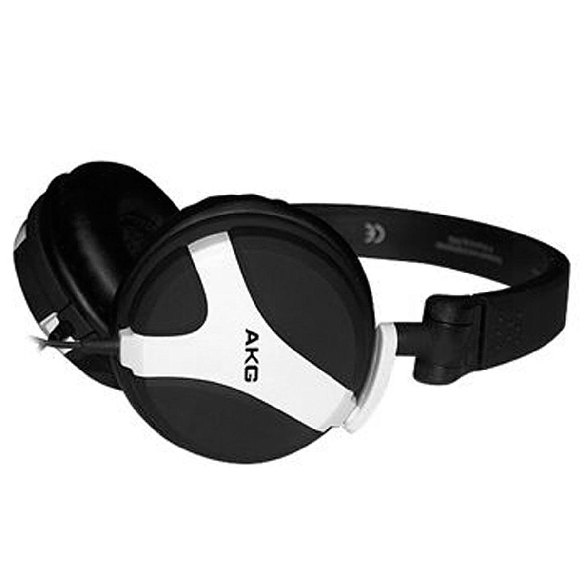 Fone de Ouvido Over-ear p/ DJ 16Hz - 24KHz 32 Ohms K 518 LE - AKG