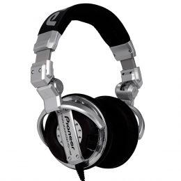 Fone de Ouvido Over-ear p/ DJ 5Hz - 30KHz 40 Ohms - HDJ 1000 Pioneer