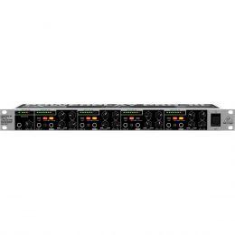 Amplificador p/ Fone de ouvido 4 Canais - Powerplay HA 4700 Behringer