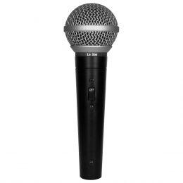 Microfone c/ Fio de Mão Dinâmico - SM 50 VK Le Son