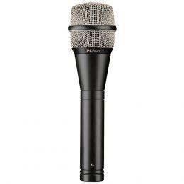 Microfone c/ Fio de Mão Dinâmico PL 80 A - Electro-Voice