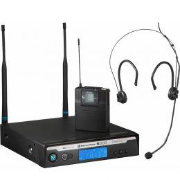 Microfone s/ Fio de Headset / Cabeça UHF R 300 E - Electro-Voice