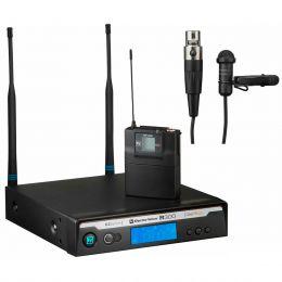 Microfone s/ Fio Lapela UHF R 300 L - Electro-Voice