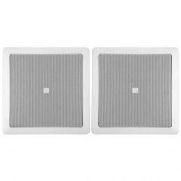 Arandela Coaxial Quadrada Fal 6 Pol 25W (Par) 6 CO 1 Q - JBL