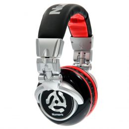 Fone de Ouvido Over-ear p/ DJ 15Hz - 20KHz 24 Ohms Red Wave - Numark
