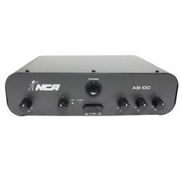 Amplificador Som Ambiente 100W 4 Ohms - AB 100 NCA