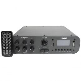 Amplificador Som Ambiente 100W até 20 Caixas c/ USB - SA 20 NCA