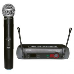 Microfone s/ Fio de Mão UHF - X 888 CSR