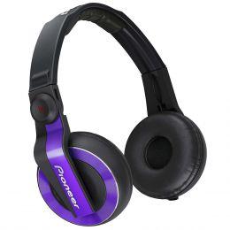 Fone de Ouvido Over-ear p/ DJ 5Hz - 28KHz 45 Ohms - HDJ 500 Pioneer