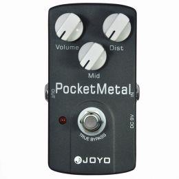 Pedal Distortion p/ Guitarra - JF 35 Joyo