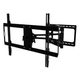 Suporte de Parede Tri-Articulado p/ TV 32 a 55 Pol LCD / LED / Plasma / 3D - SBRP 840 Brasforma