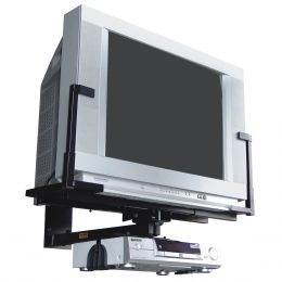 Suporte de Parede p/ TV e DVD 21 a 33 Pol CRT / Plana / Slim - SBR 1.6 Brasforma
