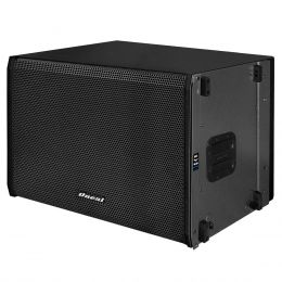 Subwoofer Line Array Ativo Fal 2x15 Pol 1200W - OLS 2015 Oneal