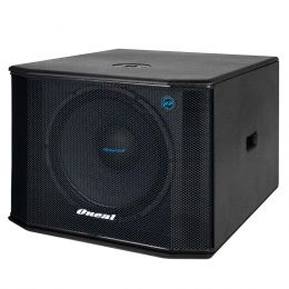 Subwoofer Ativo Fal 18 Pol 600W - OPSB 2218 Oneal