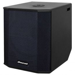 Subwoofer Ativo Fal 18 Pol 1000W - OPSB 2800 Oneal