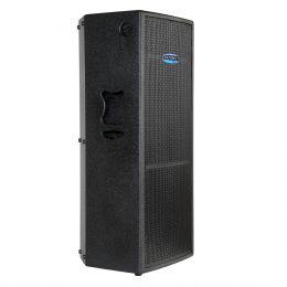 Caixa Ativa Dupla Fal 2x15 Pol 800W  PA / Monitor / FLY - MS 15 SoundBox