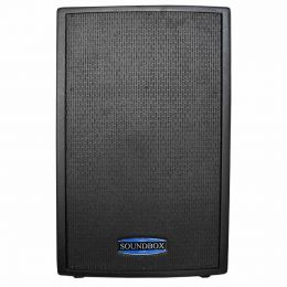 Caixa Ativa Fal 15 Pol 500W PA / Monitor / FLY - MS 15 SoundBox