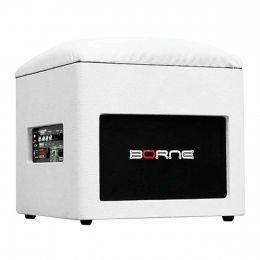 Caixa Ativa Fal 8 Pol 60W c/ USB / Bluetooth - Lounge Cube Borne