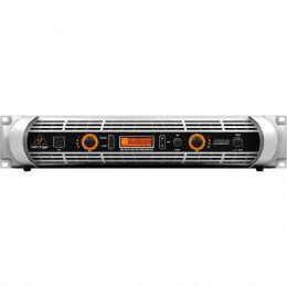 Amplificador de Potência 1000W 4 Ohms c/ DSP / USB - iNUKE NU1000DSP Behringer 220V
