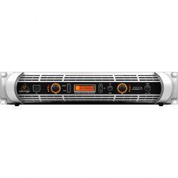 Amplificador de Potência 6800W 4 Ohms c/ DSP / USB - iNUKE NU 12000 DSP Behringer 220V