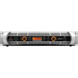 Amplificador de Potência 3000W 8 Ohms c/ DSP / USB - iNUKE NU 6000 DSP Behringer 220V