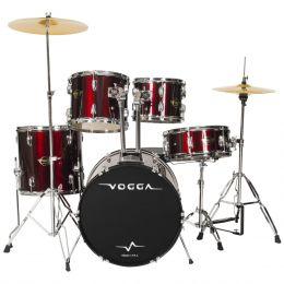 Bateria Acústica Bumbo 22 Pol - Talent VPD 924 Vogga