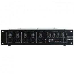 Cabeçote Multiuso 2 Canais 160W c/ USB PSG 1220 USB 70 V - Voxstorm
