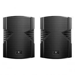 Caixa Passiva p/ Som Ambiente Fal 5 Pol 40W c/ Suporte (Par) - PS 5 S Frahm