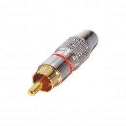 Conector RCA Macho Linha - NIT 1163 M CSR