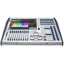 Console Controlador de Iluminação c/ 4 entradas mx 5 pinos c/ 2048 canais totais Tiger Toutch - Avolites