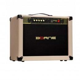 Cubo Ativo p/ Guitarra Fal 2x10 Pol 100W - Vorax 2100 Borne