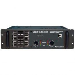 Amplificador de Potência 2000W RMS 2 Ohms - Dynamic 8000 AB Ciclotron