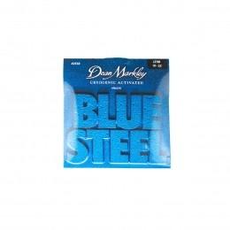 Encordoamento Guitarra Dean Markley Blue Steel 010 52 - #2558 DEAN MARKLEY