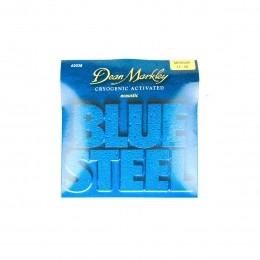 Encordoamento Violão Dean Markley Blue Steel 013 56 - #2038 DEAN MARKLEY
