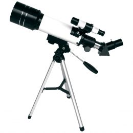 F40070M - Telescópio 70mm c/ Tripé F400 70M - CSR