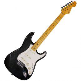 Guitarra Strato 6 Cordas 22 Trastes - Stonehenge GM 222 N MBK Michael