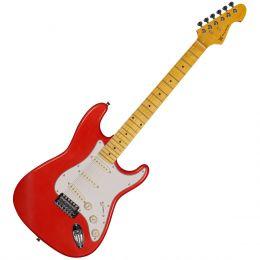 Guitarra Strato 6 Cordas 22 Trastes - Stonehenge GM 222 N MR Michael