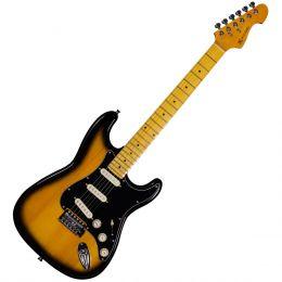Guitarra Strato 6 Cordas 22 Trastes - Stonehenge GM 222 N SK Michael