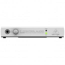 Interface de Áudio FireWire - F-Control Audio FCA202 Behringer