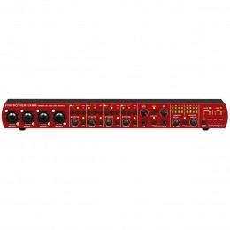 Interface de Áudio FireWire / USB / MIDI FIREPOWER FCA1616 - Behringer