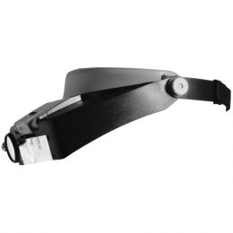 Lupa Bifocal de Cabeça c/ Iluminação - MG 81007 A 1 CSR