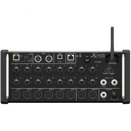 Mesa de Som 18 Canais Balanceados (16 XLR + 2 P10) c/ USB / MIDI / Phantom / 6 Auxiliares - X AIR XR 18 Behringer