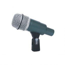 Microfone c/ Fio Dinâmico p/ Instrumentos - PRO 228 A Superlux