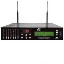Microfone s/ Fio Lapela UHF - 81 CSR