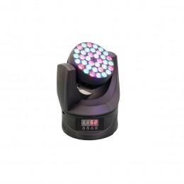 Moving Head RGB 36 Leds 108W (8 Unidades) C/ Case - X LED 336 PR