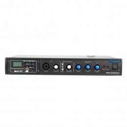 Amplificador Som Ambiente 60W até 12 Caixas c/ USB / Equalizador - OM 2000 SL Oneal