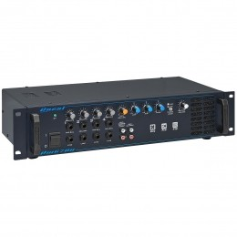 Cabeçote Multiuso 5 Canais 900W 4 Ohms 70V - OM 670 N Oneal